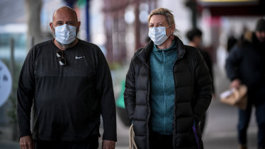 Doctors are calling for masks to be mandated in NSW.