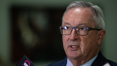 Health Minister Brad Hazzard has rejected calls for NSW to begin trialing the over-the-counter dispensing of antibiotics for urinary tract infections and the contraceptive pill.