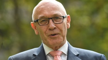 NSW Finance Minister Damien Tudehope plans to introduce tougher laws for evading payroll tax.