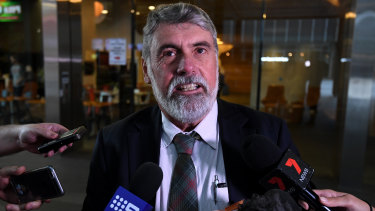 "Moreton Bay mayor Allan Sutherland described the report as ""confronting""."