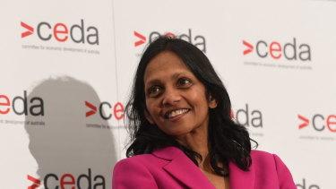 Macquarie's next CEO, Shemara Wikramanayake.