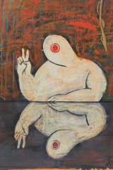 Guan Wei, Two-finger exercise no.5, 1989.