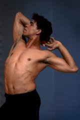 Carlos Acosta performing with the Royal Ballet in 2008.