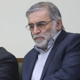 Mohsen Fakhrizadeh, who led Iran's military nuclear program until its disbanding in the early 2000s.