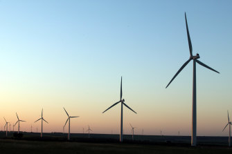 ASX-listed Tilt Renwables runs wind farms across Australia and New Zealand.