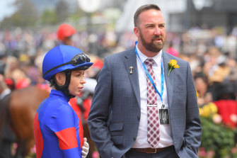 Trainer Nick Olive has Pecuniary Interest in the Queanbeyan Cup.