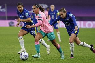 Women's Champions League final 2021: Barcelona beat Sam ...