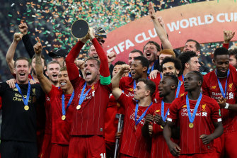 Liverpool won the last Club World Cup, but the FIFA-backed tournament is set to take on a very different format in 2021.
