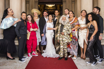 Black Ties reimagines the popular rom-com from a First Nations perspective. With an unrivalled cast including Uncle Jack Charles, Mark Coles Smith, Lisa Maza and Brady Peeti, this show is created by a crack team of Aboriginal, Torres Strait Islander and Maori artists and is a world premiere.