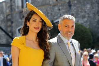 Amal and George Clooney are coming to Australia soon.