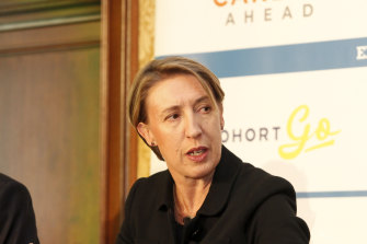 Catriona Jackson, CEO of Universities Australia.