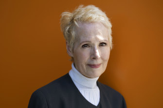 E. Jean Carroll is suing US President Donald Trump for defamation.
