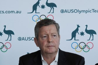 Australian Olympic Committee chief executive Matt Carroll has welcomed the postponement of Tokyo 2020.