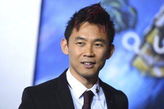 Director James Wan is developing an animated Aquaman mini-series.