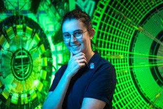 University of Melbourne PhD student Madeleine Zurowski