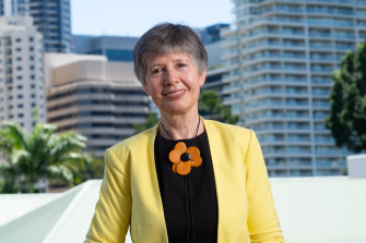 QUT professor and internationally recognised air quality expert Lidia Morawska has been named on Time's annual 100 most influential people list.