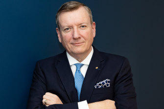 John Brogden is the chairman of Lifeline.
