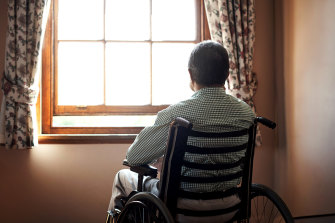 Long waiting periods for home care packages mean some people are being forced to go into aged care.