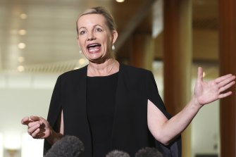 Minister for the Environment Sussan Ley.