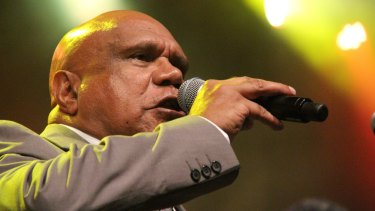 Archie Roach headlines Perth Festival's Chevron Gardens opening event on February 8.