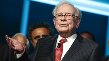 Warren Buffett: 'I hope tomorrow I'll get a call from Germany or Britain ... or Australia ... and we'll get an opportunity.'