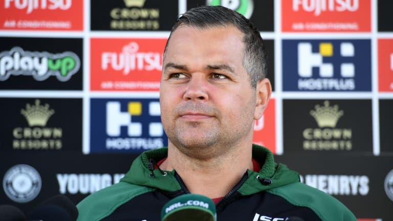 Most expect Anthony Seibold and Bennett to switch places ahead of the 2019 campaign.