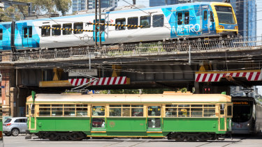 Metro's winter construction blitz is set to hit Melbourne's southeast hard.