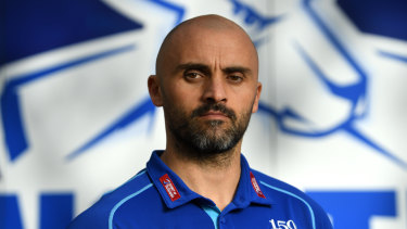 North have backed stand-in coach Rhyce Shaw to do the job full time.