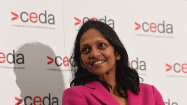 Macquarie's next CEO, Shemara Wikramanayake.