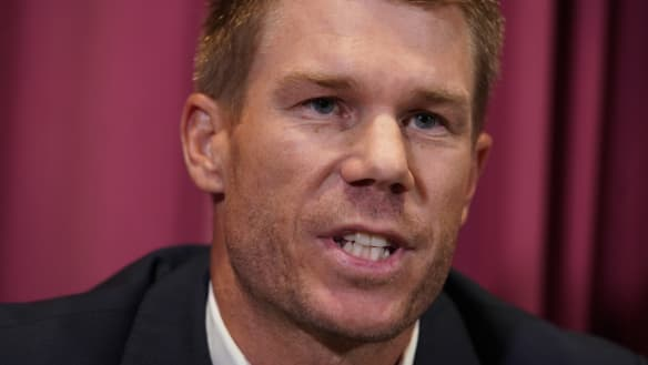 David Warner makes grade cricket return
