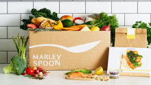 Meal-kit provider Marley Spoon has seen an uptick in sales from its trial with fintech Upstreet.