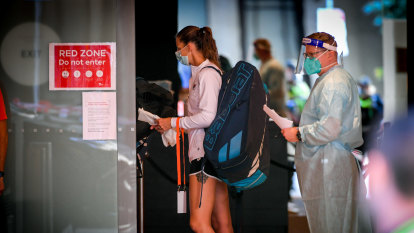 Tennis Australia says it will pay for Australian Open hotel quarantine