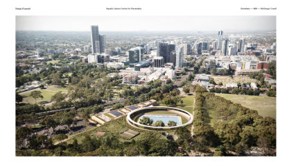 What price a pool for the people of Parramatta?