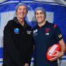 Viney tracking well, set to be 'cherry ripe' for Big Freeze clash with Magpies