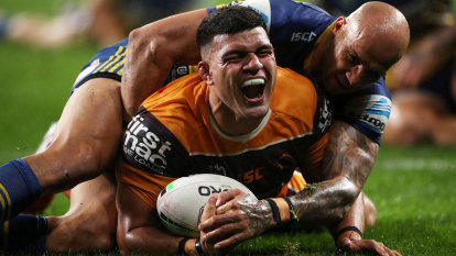 'Off to a great start': Silence on Smith but Fifita already the talk of the Titans