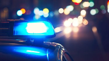 Two men have died in separate overnight traffic accidents in Brisbane.