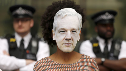 UK court sets Assange US extradition hearing for February 2020