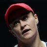 Kiki Bertens shocks Ashleigh Barty in WTA Finals