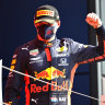 Verstappen eclipses Hamilton to win 70th Anniversary Grand Prix