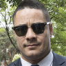 Jarryd Hayne to face jury trial in November for alleged rape in 2018