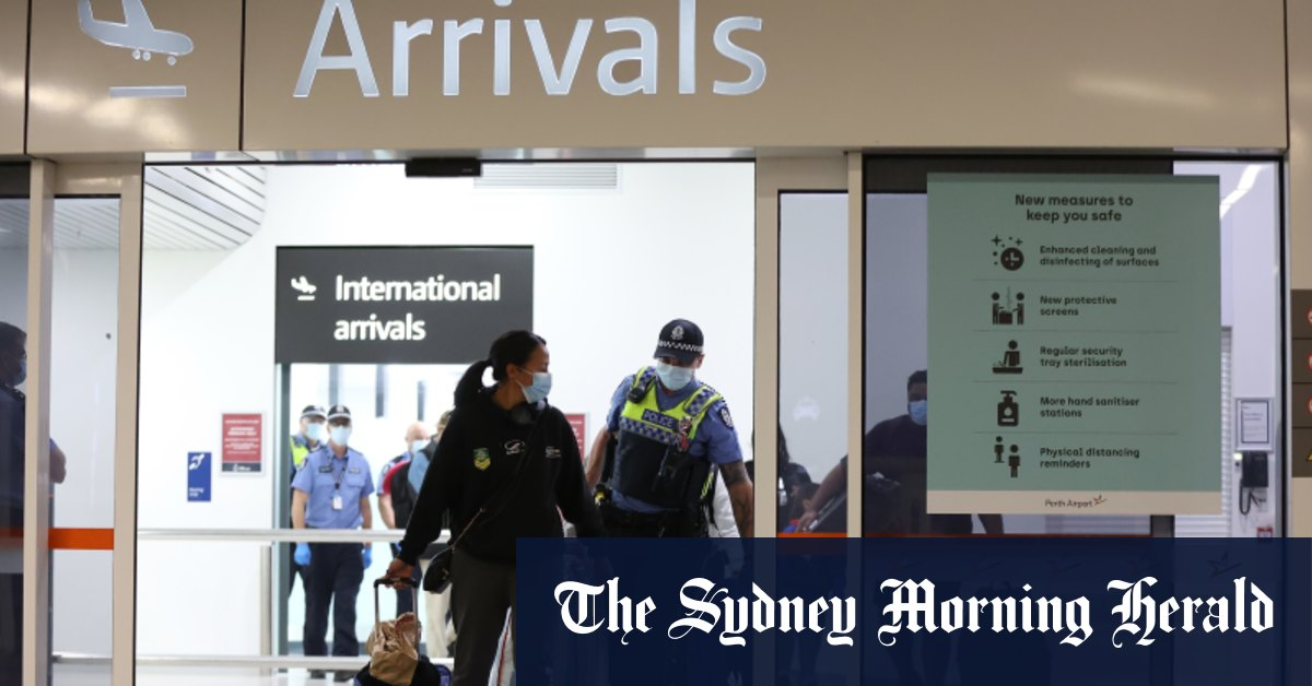 Direct flights from India paused until May 15 – Sydney Morning Herald
