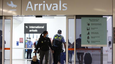 Border closures have prevented most Australians leaving their own country and left thousands stranded overseas.