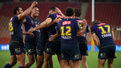 Is the NRL title race dead? Storm run riot as Cleary blasts Panthers as 'not good enough'