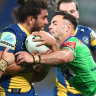 Sharing and caring: Inside life in the NRL's Queensland bubble