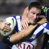 Late surge helps Cowboys farewell home and end Bulldogs' finals hopes