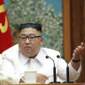Confidential UN report points to Kim's miniaturised nuclear devices