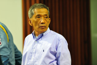 Torture chief 'Duch' from Khmer Rouge killing fields goes to meet his victims