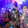 Partygoers celebrate England's 'Freedom Day' amid warnings of a nasty hangover