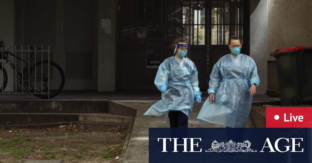 Australia news LIVE: Port Macquarie, Muswellbrook LGAs to enter lockdown as COVID-19 cases grow in NSW; Victoria records 867 new cases, Queensland records three new cases