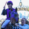 Trainer-jockey Jade Darose finds her way with historic win